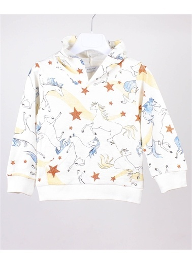 Macawi Sweatshirt Krem